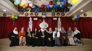 The 2013-2014 Graduation Ceremonyحفل التخرج لعام 2013-2014